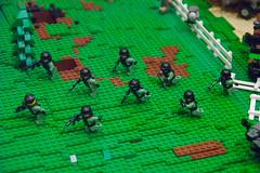 Modular landscape system (SEdmison) Tags: lego military modular convention bricksbythebay modularterrain bricksbythebay2015