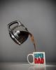 Power of Invisibility (nophoto4jojo) Tags: kitchen coffee photoshop nikon invisible sb600 pot mug pour inthekitchen activeassignmentweekly bestofweek2 bestofweek3 bestofweek4 bestofweek5 strobist d700