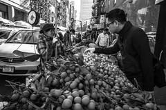 A Chinatown Scene