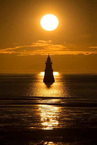BIG light little lighthouse