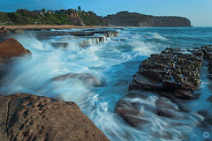 After Sunrise Wave (kelvinshutter) Tags: seascape canon wave australia 6d turimetta