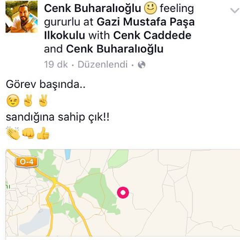 Görev başında..😉✌️✌ sandığına sahip çık!!👏👊👍 #tagsforlikes #love #instagood #me #follow #tbt #followme #cute #photooftheday #happy #beautiful #selfie #like4like #picoftheday #summer #smile #friends #instadaily #instalike #igers #