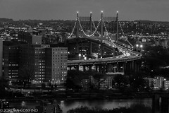 The Robert F. Kennedy Bridge (formerly the Triborough Bridge (jkc916) Tags: newyorkcity bridge triborobridge triboroughbridge triborough robertfkennedybridge jordanconfino jordanconfinophotography jkc916
