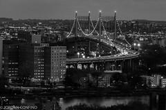 The Robert F. Kennedy Bridge (formerly the Triborough Bridge (jkc916) Tags: triborough bridge triboroughbridge newyorkcity triborobridge robertfkennedybridge jordanconfino jordanconfinophotography jkc916 httpwwwelevatedphotoprocom elevatedphotoprocom