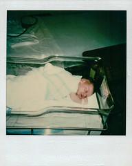12/16/1983 (P. Goldman) Tags: park polaroid pennsylvania matthew elkins elkinspark pgoldman