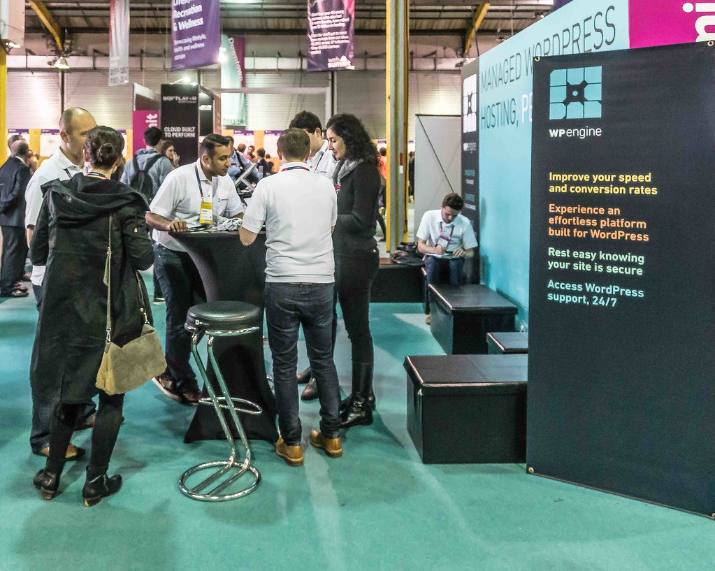 WPENGINE AT THE WEB SUMMIT IN DUBLIN [ DAY 3 - 2015]--109934