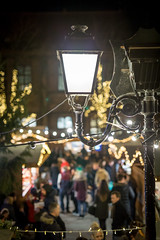 Chester Christmas lights switch on (19th Nov 2015) (Mark Carline) Tags: christmas winter cold lights cheshire culture chester 2015 christmasinchester lightsswitchon chesterculture