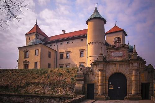 Nowy Wiśnicz / Castle in Nowy Wiśnicz, Poland