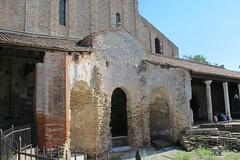 Eglise Santa Maria Assunta (XIe-XIIe), Torcello (Yvette Gauthier) Tags: architecture venise venezia glise italie torcello artroman glisesantamariaassunta