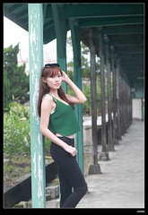nEO_IMG_DP1U5456 (c0466art) Tags: portrait cute smile face campus nice model university pretty sweet outdoor gorgeous south taiwan figure attractive lovely charming activity popular showgil q