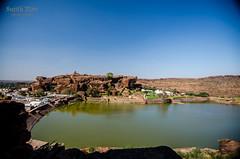Agasthya Lake ([sujith]) Tags: lake karnataka badami chalukya agasthya vatapi