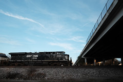 Norfolk Southern (Sean Davis) Tags: railroad train ns memphis wiseacre norfolksouthern