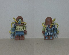 Scarecrow (Vladislav Pavlovich) Tags: lego custom scarecrow minifigure dc
