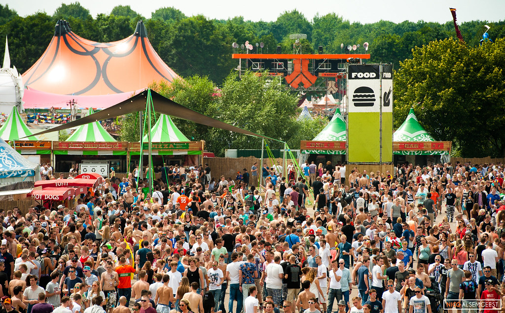 Defqon.1 Survival of the Fittest