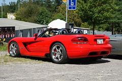 Viper SRT10 (aguswiss1) Tags: vipersrt10 viper srt10 dodge mopar supercar sportscar roadster fastcar 300kmh 200mph redcar usmusclecar musclecar uscar