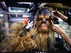 Chewbacca - The Force Awakens Reference (brent_r_williams) Tags: face chewbacca episode 7 the force awakens chewie