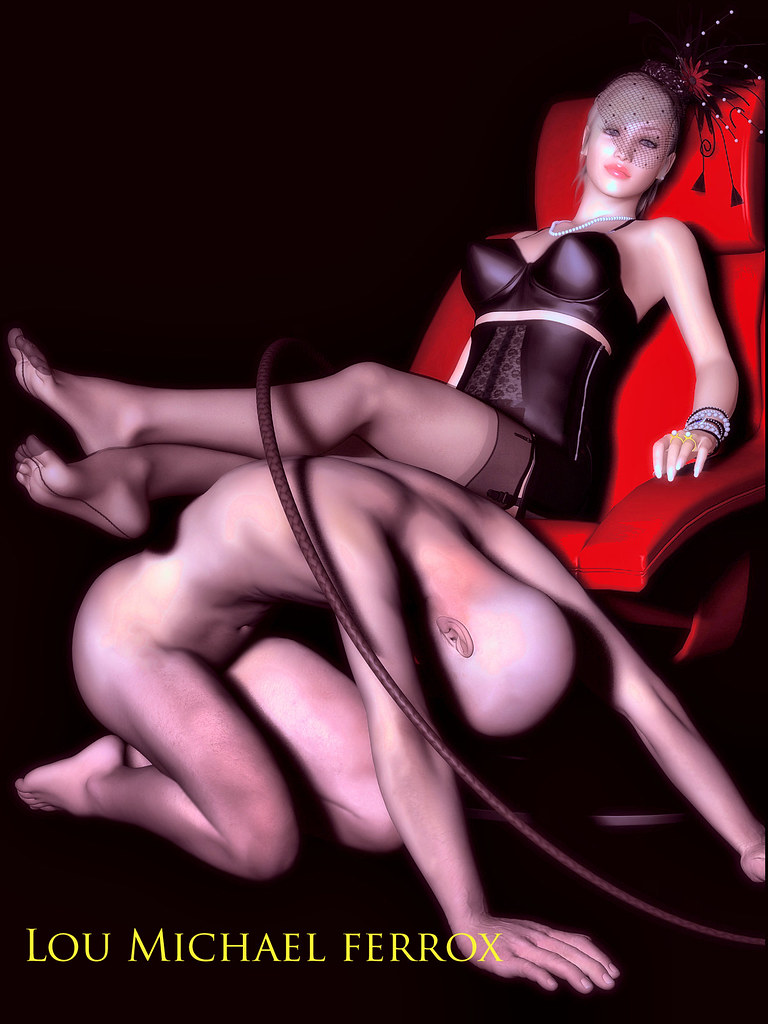 Bdsm slave dress-8175
