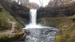 Minnehaha Falls (slim_fury) Tags: minnehaha falls minnehahacreek minneapolis minnesota mn waterfall