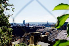One of my favorite view on Liege (gabscor) Tags: liege belgium bestview coteauxdelacitadelle hotday nicepic