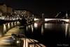 Quai des Célestins - Lyon (Bouhsina Photography) Tags: eau quai célestins bonaparte lyon france long exposition bouhsina bouhsinaphotogrphy canon 5diii ef2470 light night bridge saône brillant wow flickr