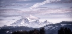 Another Point of View (robinlamb1) Tags: landscape mountainscape outdoor mountain mtbaker washington dramaticsky whispyclouds peaks snow