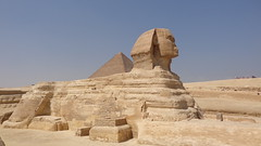 The Sphinx (Rckr88) Tags: the sphinx thesphinx giza cairo egypt travel travelling pyramids pyramidsanddesert pyramid thepyramidsofgiza thepyramidscomplex sand desert relic relics ancient ancientegypt