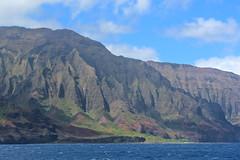 Na Pali Coast, Kauai, Hawaii (Baptiste L) Tags: kauai hawaii napalicoast