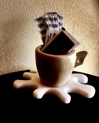 Pausa caffè (enzo 74) Tags: tazzina caffè pausa relax