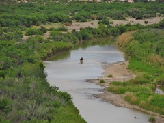 Big Bend National Park (Jasperdo) Tags: bigbendnationalpark bigbend nationalpark nationalparkservice nps texas riograndevillagenaturetrail landscape scenery riogranderiver river horse