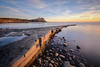 Kimmeridge Bay - Dorset (Nobsta) Tags: kimmeridge dorset england fuji xt2 fujinon nikcolorefex landscape landschaft küste coast sea meer fels rock