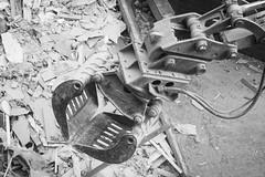 Claw in action (obliquepanic) Tags: ec1 fx london nikon nikond810 ymca buildings construction demolition fullframe england unitedkingdom