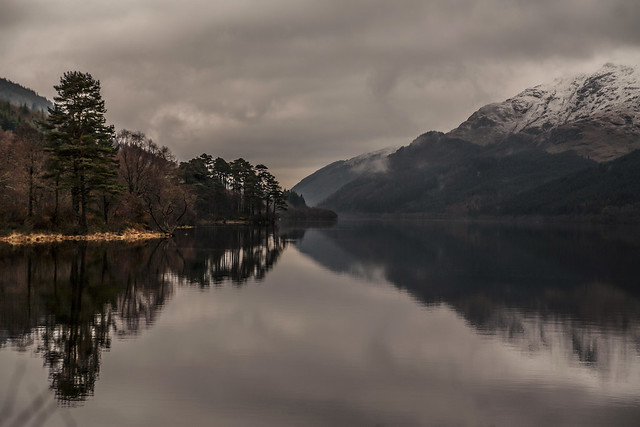 Morning at Loch Eck - Feb 2017