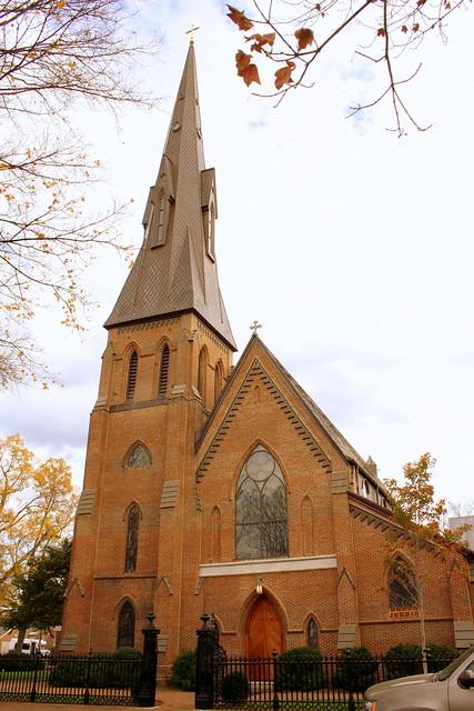Episcopal Church of the Nativity - Huntsville, AL