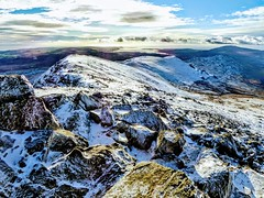 DOW CRAG, LAKE DISTRICT (pajacksonartist) Tags: dow crag lake district national park lakedistrict lakedistrictbid lakeland landscape snow summit stunning sky mountain mountainside cumbria england