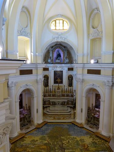Anacapri, Szent Mihály-templom