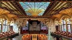Palau de la Música Catalana, Barcelona (Frans.Sellies) Tags: 20170215123800 barcelona catalunya catalonia spain palaudelamúsicacatalana
