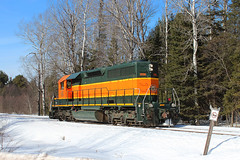 One for the Modelers (view2share) Tags: ilsx ilsx1338 1338 sd40 emd electromotivedivision engine eastbound els escanabalakesuperior railway rr railroading railroad railroads rail rails railroaders rring roadtrip deansauvola penegorroad rousseau february192017 february2017 february 2017 freight freighttrain trains track transportation train tracks transport trackage trees winter mi michigan upperpeninsula uppermichigan northernmichigan northwoods northwood milw milwaukeeroad leaser lease