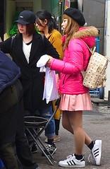 Seoul 06 / 2017 (Alex88 - Profile updated please read) Tags: korean girl pink street