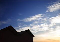 . (biondot) Tags: tramonto sunset geometrie cielo sky canon7d sigma1020mmf456exdc sigma1020mm sigma1020mmf456 sigma silhouette