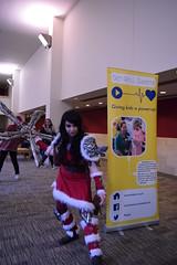 Maizy Marzipan as Sivir (Fimcm84) Tags: raicon maizy marzipan get well gamers gwguk league legends sivir