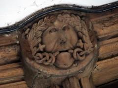 Norwell Nottinghamshire (jmc4 - Church Explorer) Tags: norwell church nottinghamshire roof beams greenman boss