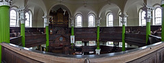 A second memorial, in the Octagon Unitarian chapel (bardwellpeter) Tags: panoramas norwich unitarian octagon marchs tz7 5shotpanorama zs3 pantz7 norwichidchurches