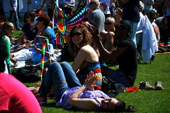 """Plymouth Pride 2015 - Plymouth Hoe -aq • <a style=""""font-size:0.8em;"""" href=""""http://www.flickr.com/photos/66700933@N06/20633195431/"""" target=""""_blank"""">View on Flickr</a>"""