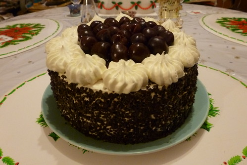 Black Forest gateau by paulafunnell, on Flickr