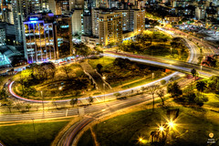 Porto Alegre noturna4 (CristianMariani) Tags: city brasil night portoalegre noturna noite urbana rs hdr prdios longaexposio paisagemurbana luzesnoturnas canon7d noiteurbana cristianmariani