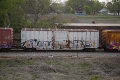 _MG_3586 (Revise_D) Tags: graffiti trains graff freight revised trainart fr8 ghouls wyse bsgk benching fr8heaven fr8aholics benchingsteelgiants