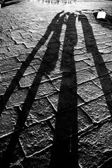 """Friends in shadow- Marzamemi (Sicily) • <a style=""""font-size:0.8em;"""" href=""""http://www.flickr.com/photos/98542158@N06/21006409591/"""" target=""""_blank"""">View on Flickr</a>"""