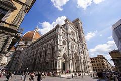 Firenze 02 (.Kikaytete.QNK) Tags: italia erasmus florencia firenze duomo fachada santamaradelfiore kikaytete