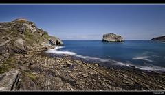 San Juan de Gaztelugatxe (Pogdorica) Tags: costa vizcaya paisvasco escaleras ermita bakio gaztelugatxe sanjuandegaztelugatxe filtrond