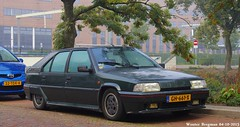 Citron BX 19 GTI 16 Valve 1990 (XBXG) Tags: auto old france holland classic netherlands car french automobile nederland citron vert voiture valve 16 frankrijk gti 19 paysbas hilversum 1990 triton ancienne 16v bx franaise 16s soupapes citronbx ertcr gh661x